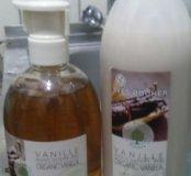 Жидкое мыло и лосьон