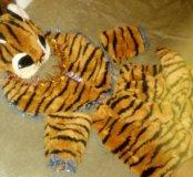 Костюм тигрёнка