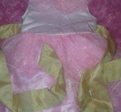 Платье с этикеткой