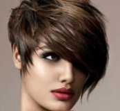 Модный парикмахерский сервис