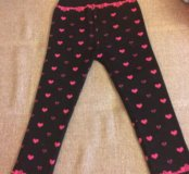 Зимние штанишки для маленьких детишек