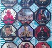 Жетоны Звездные войны