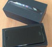 iPhone 5 (16 гб) чёрный
