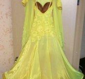 Платье для бальных танцев для девочки