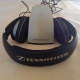 Беспроводные наушники sennheiser rs110
