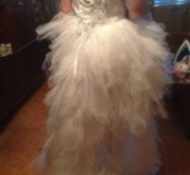 Новое свадебное платье продам или обменяю