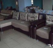 134 угловой диван и к нему кресло
