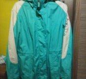 2в1 Куртка женская новая