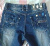 Мужские джинсы р.48