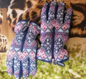 Перчатки дутыши