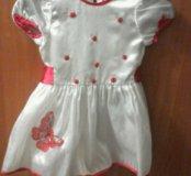 Платье. 5-6 лет.