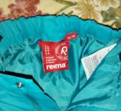 Новые брюки Reima
