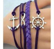 "браслеты ""морячка"""