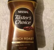 Американское кофе Nescafé Tasters Choice 7oz(198g)