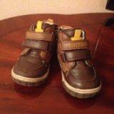 Детские ботиночки(весна -осень )