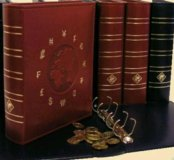 Кляссер под монеты или боны.