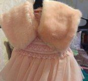 Платье праздничное, нарядное, для принцессы