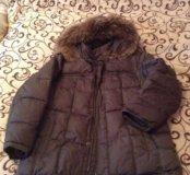 Куртка зимняя мужская р. 54-56