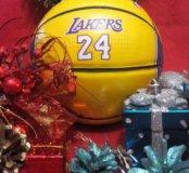Баскетбольный коллекционный мяч