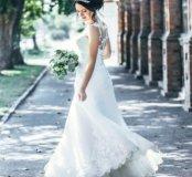Свадебное платье коллекция 2016
