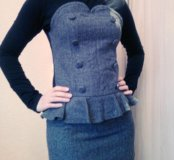 Платье бу 40-42