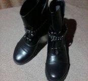 Ботинки димесизон Новые