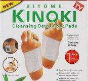 Очищающие пластыри для ног
