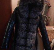 Зимняя куртка, трансформер