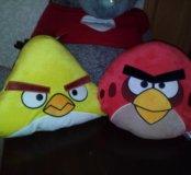 Подушки Angry Birds
