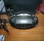 Продам будильник-радио