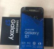 Samsung s7 32gb чёрный бриллиант