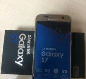 Samsung s7 32gb ослепительная платина