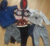Детская одежда для мальчишек