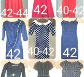 Платье размера 40 , 42 , 44