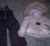 Зимний костюм Pulka Италия р86