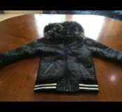 Дубленка натуральная Венеция куртка зимняя 128-134