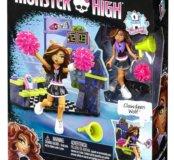 "Mega Bloks Monster High ""Группа поддержки"" Mattel"