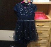 Платье праздничое