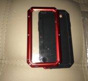Противоударный защитный чехол айфон 6s