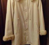 Куртка, дубленка, шуба с натуральным мехом