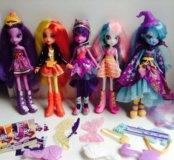 Куклы Мой Литол Пони все новые