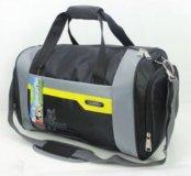 Спортивная дорожная сумка TongSheng Черная
