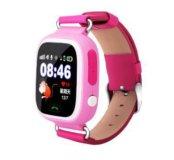 Детские умные часы с GPS Smart Baby Watch Q90. Роз