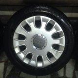 Оригинальные колеса р17