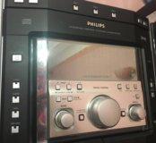 Новый музыкальный центрт Philips