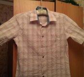 Рубашка-шведка 10-11 лет