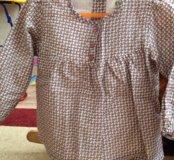 Сорочка на малышку