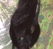 Волос искусственный на заколках