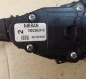 Электронная педаль газа Ниссан