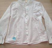 Рубашечка для девочки 5 лет